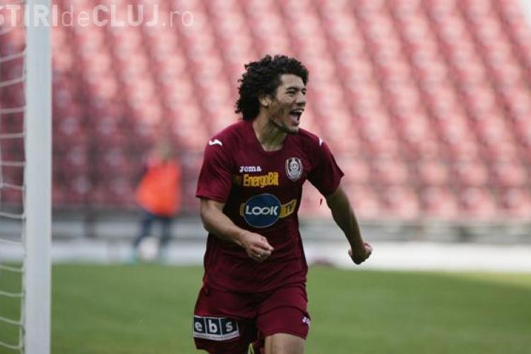 CFR Cluj - FC Vaslui 0-0. REZUMAT VIDEO Clujenii s-au străduit o repriză în 10 oameni