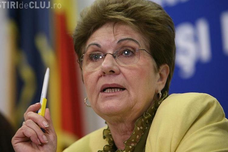 """MARIANA CÂMPEANU a făcut un accident vascular pe fondul scandalului privind pensia făcută """"cadou"""" soțului"""