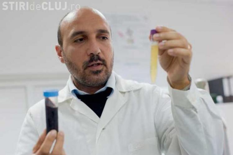 """Cercetătorul sângelui artificial merge la București, dar nu să """"RUPĂ"""" ușa Ministerului Cercetării"""