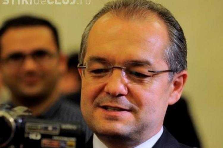 Emil Boc: Ponta și băieţii din USL pun ţara pe jar pentru că nu le ajunge ciolanul