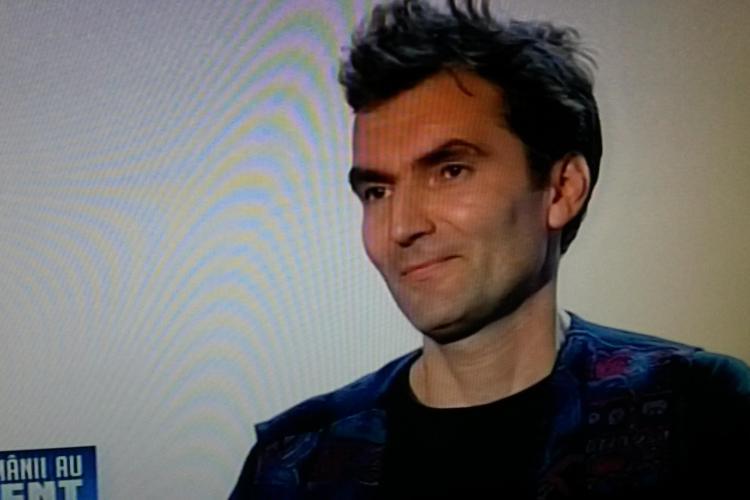 ROMÂNII AU TALENT - VIDEO: Leon Magdan a făcut artă cu mâinile, iar Andi l-a trimis direct în semifinală