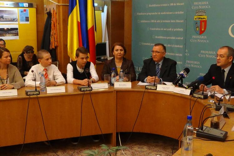 Abonamentele gratuite pentru elevii din Cluj costă bugetul un milion de euro