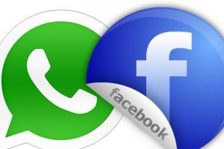 FACEBOOK a cumpărat WhatsApp. Suma este exorbitantă