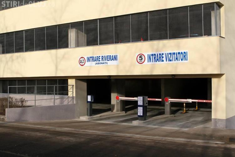 """Boc: Locuri de parcare în cartiere destinate """"vizitatorilor"""""""