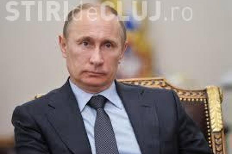 Vladimir Putin și-a pregătit soldații de luptă cu Ucraina