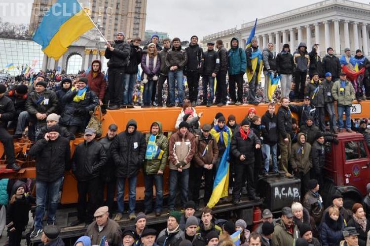 Ucraina cere o DONAȚIE de 35 de miliarde de dolari