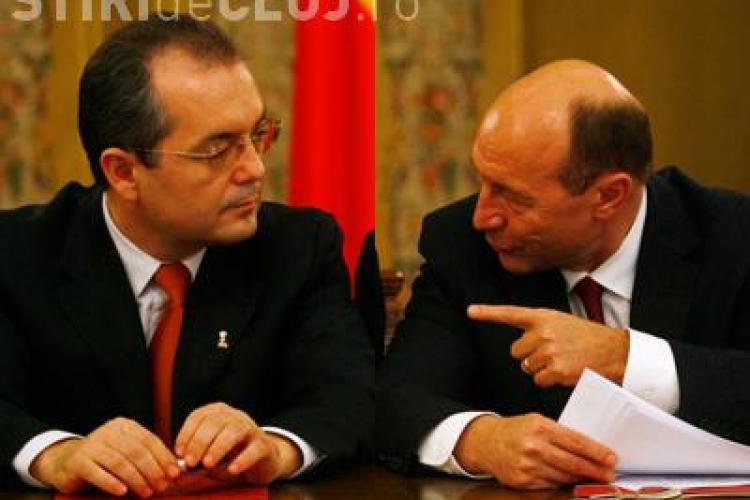 """Băsescu îi """"desființează"""" pe Ponta și Antonescu, dar îl laudă pe Boc"""