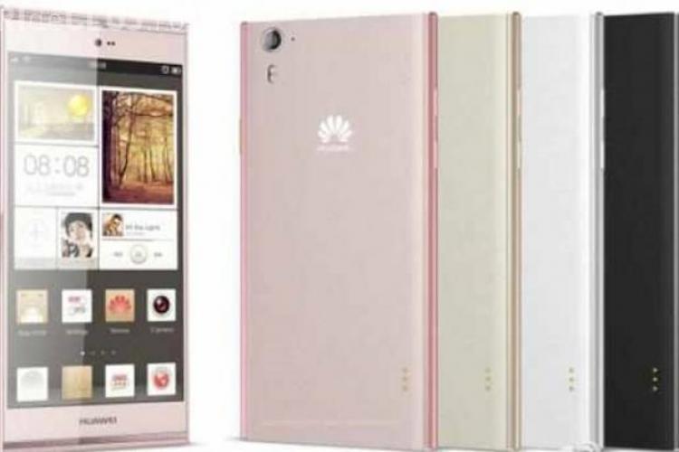 Huawei Ascend P7 - Imagini cu cel mai puternic smartphone Ascend Huawei