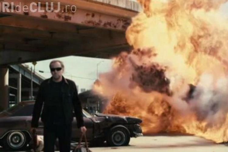 Nicolas Cage închide A3 pentru filmări