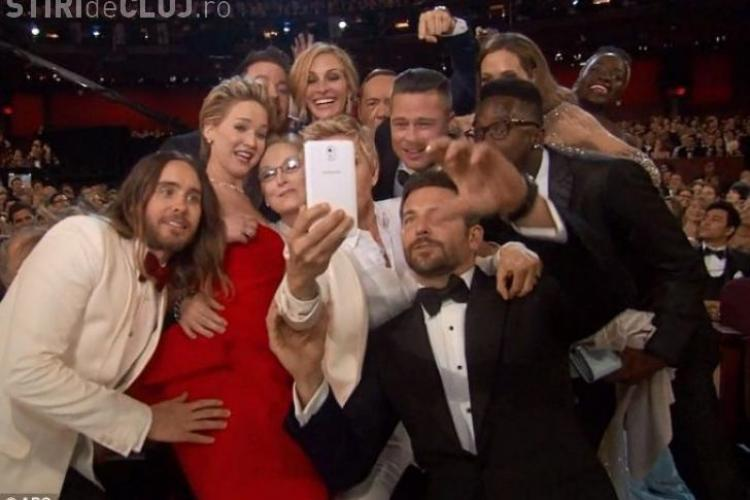 """""""Usie"""" cu cei mai mari actori la premiile OSCAR 2014 - FOTO"""