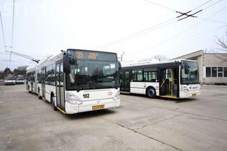 Traseele CTP în Florești anunțate de Emil Boc pe Facebook