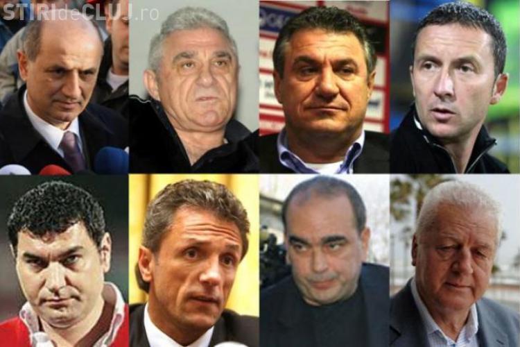 DOSARUL TRANSFERURILOR. Gică Popescu, frații Becali, Mihai Stoica, Copos, Pădureanu și Nețoiu, ÎNCHISOARE cu EXECUTARE