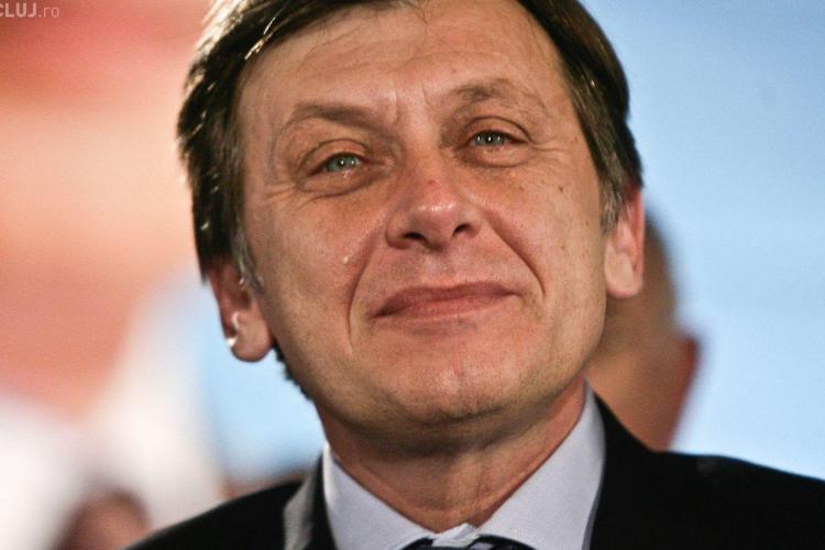 Crin Antonescu nu demisionează din funcția de președinte al Senatului