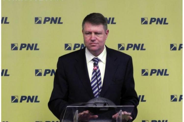 Klaus Iohannis: Negocierile pentru remanierea guvernamentală au eșuat