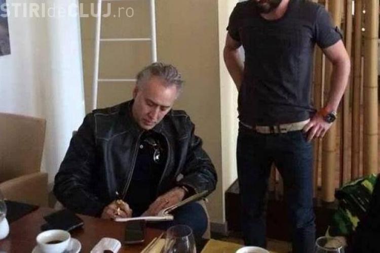 Nicolas Cage găzduit GRATIS de Hagi la hotelul Iaki din Mamaia