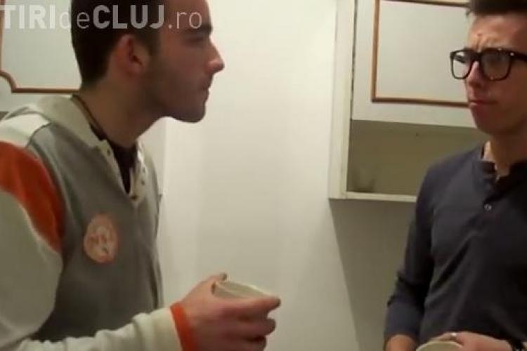 """Doi clujeni fac oamenii să râdă pe YouTube! Trupa """"Fără HAZ"""" are planuri mari - VIDEO"""