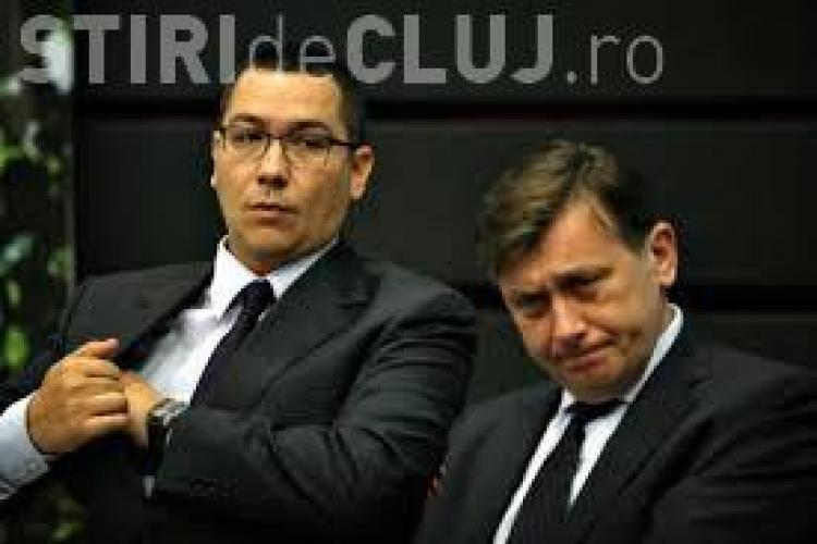 USL s-a RUPT. PNL a ieșit de la guvernare. Antonescu cere demisia lui Ponta