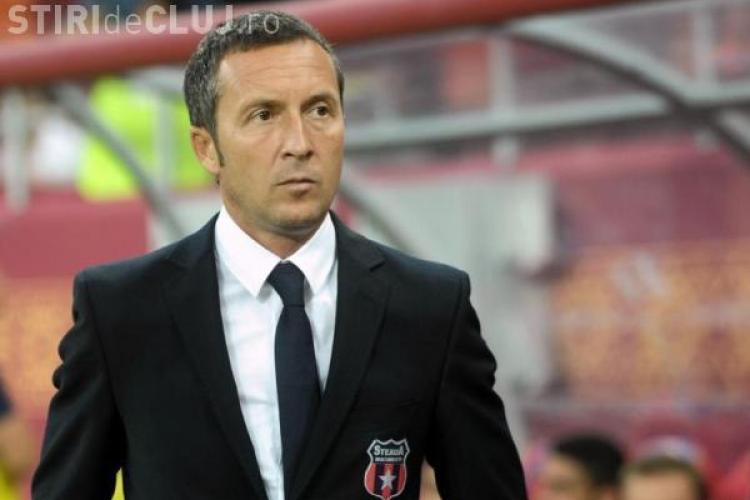 Scandal în fotbalul românesc. Mihai Stoica făcut de râs în direct