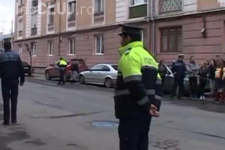 Hoții care au furat bucată cu bucată Combinatul de Celuloză Dej, ARESTAȚI - VIDEO