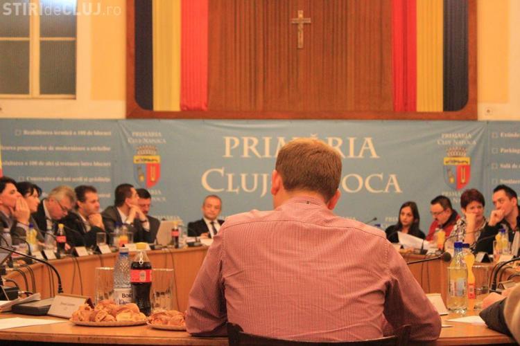 Consilierul PNL Cluj, Ioan Bâldea, acuzat că plagiază proiectele pe care le AUDE în Primăria Cluj-Napoca