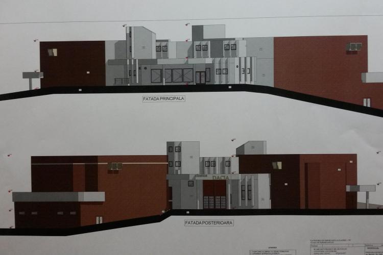 Cinema Dacia va fi modernizat. Investiția este de 3,9 milioane de lei - FOTO