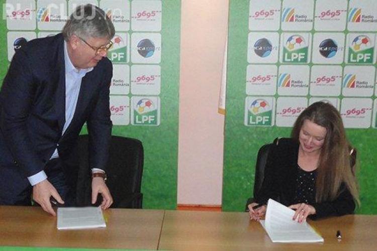 LPF: Drepturile de vânzare TV pentru LIGA 1 au fost vândute