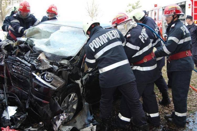 34 de accidente grave în Cluj și nouă decese de la începutul anului. Topul cauzelor