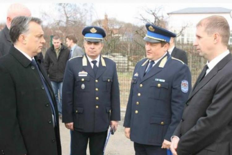 Polițiștii maghiari au ieșit la vânătoare de șoferi români - ATENȚIE
