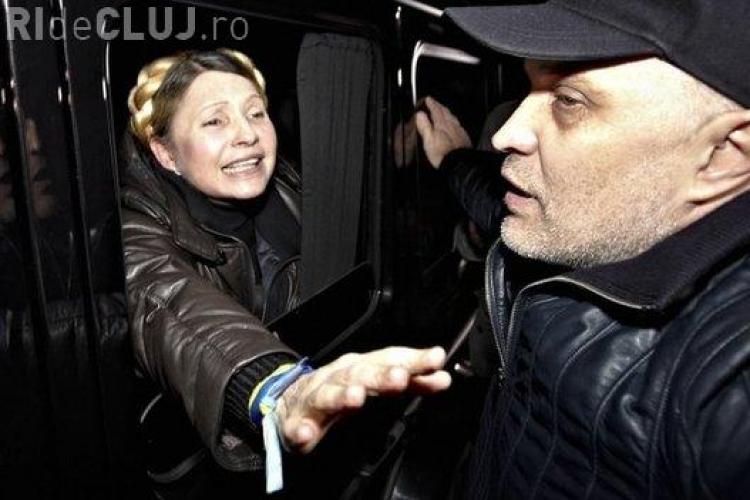 Mesaj impresionant al Iuliei Timoşenko după eliberarea din închisoare
