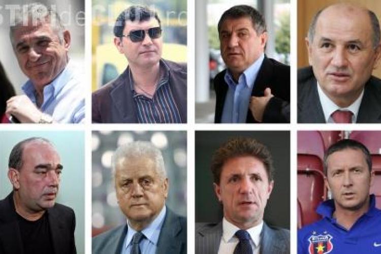 """Se dă verdictul în cazul """"Dosarul Transferurilor"""". Cei mai importanți oameni din fotbalul românesc ar putea fi închiși"""