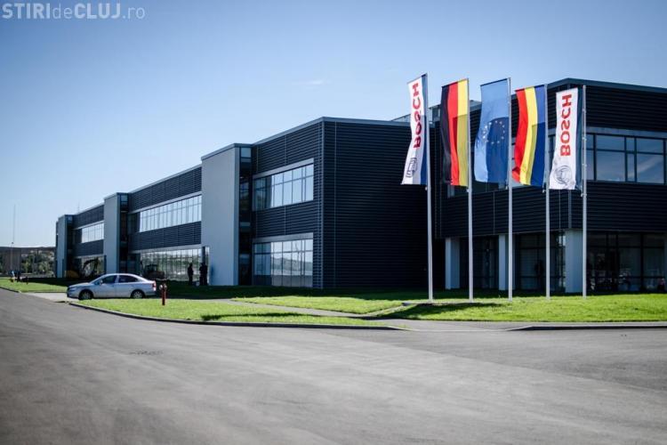 Bosch deschide fabrica din Cluj! S-a anunțat data oficială - FOTO