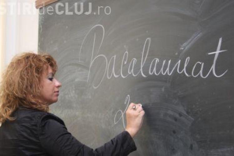 Un elev din Cluj n-a știut NIMIC la simularea de la BAC. Le-a scris profesorilor un mesaj SINCER - FOTO