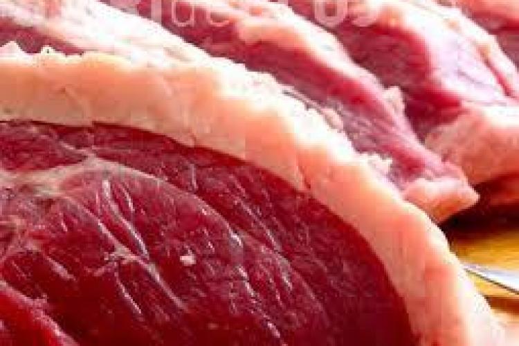 Zeci de tone de carne și produse din carne oprite de la comercializare în Cluj