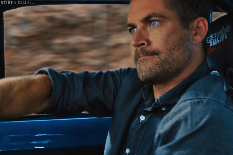 """Paul Walker va juca în """"Fast & Furious 7"""" chiar și după moartea sa"""