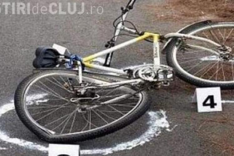 Un biciclist din Florești a lovit un cărucior. Mama și-a lăsat copilul în stradă