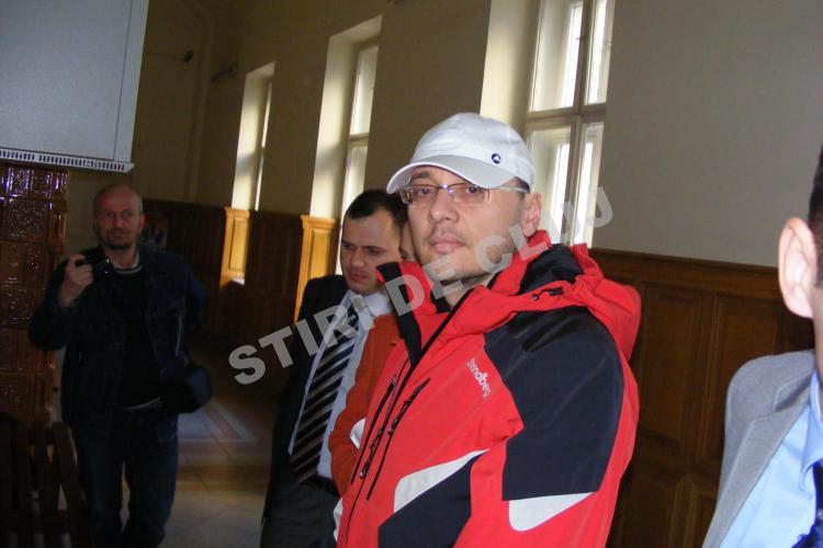 MITĂ la FANY! Imagini cu Ștefan Cadar, Olezia Cadar și Daniela Dobrilă la Tribunalul Cluj - FOTO