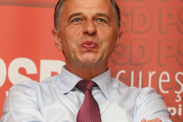 Mircea Geoană vrea din nou la prezidențiale, dacă nu candidează Ponta