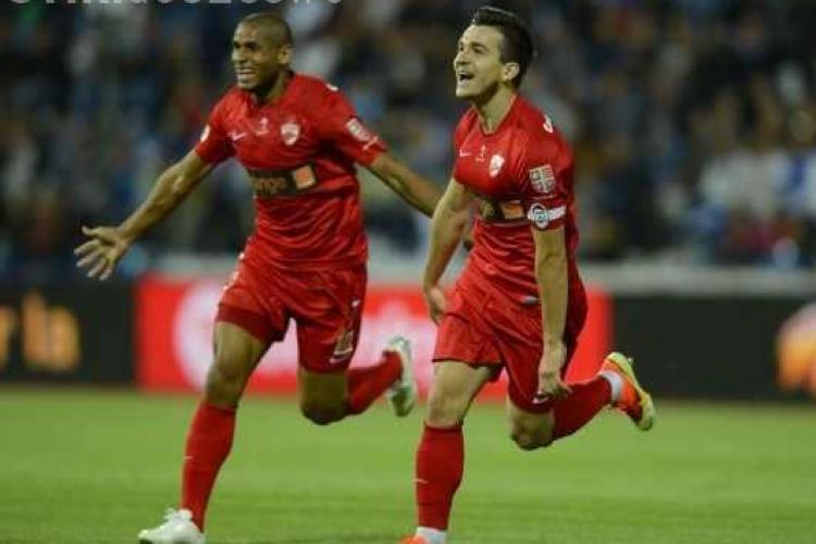 Dinamo - U Cluj 1-0 - REZUMAT VIDEO