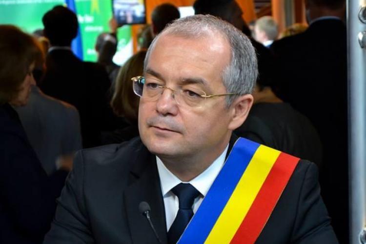 Emil Boc participă la Strasbourg la Congresul Autorităţilor Locale şi Regionale