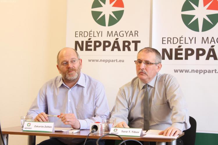 PPMT susține că manifestația secuilor de la Târgu Mureș nu a fost extremistă
