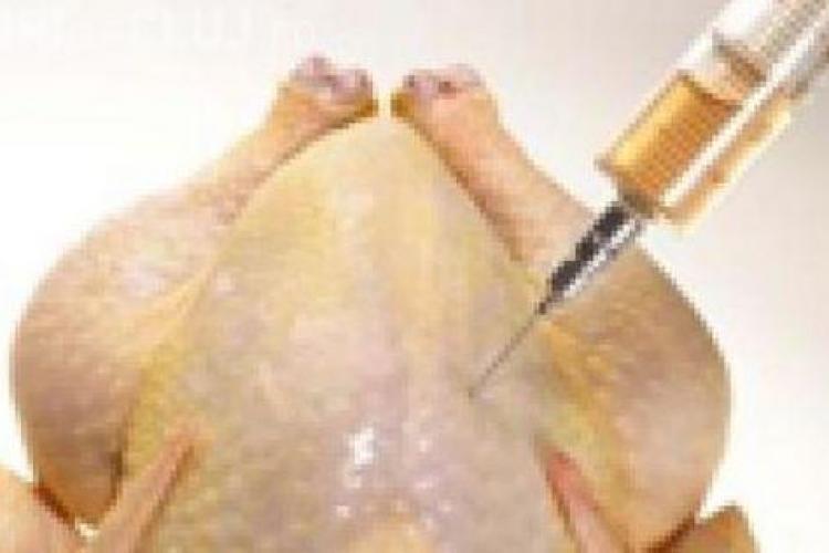 Michelangelo a livrat carne injectată la un spital din Cluj! Au uitat acele în carnea stricată!