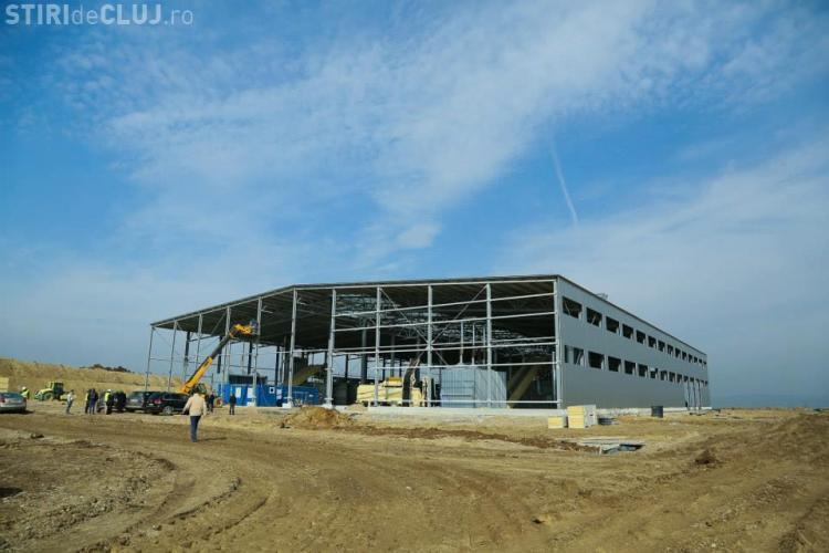 Uioreanu: În toamnă va fi terminat centrul de colectare a deșeurilor de la Pata Rât - FOTO