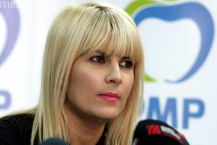 Elena Udrea a cântat în direct la TV VIDEO