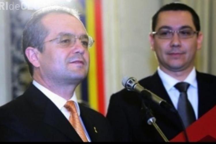 Boc a vorbit despre cea mai MARE greșeală a lui Ponta! Vom plăti cu 160% mai mult