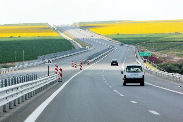 Autostrada Gilău - Borș ar putea avea taxă pentru a fi construită. În APRILIE se ia DECIZIA - VIDEO