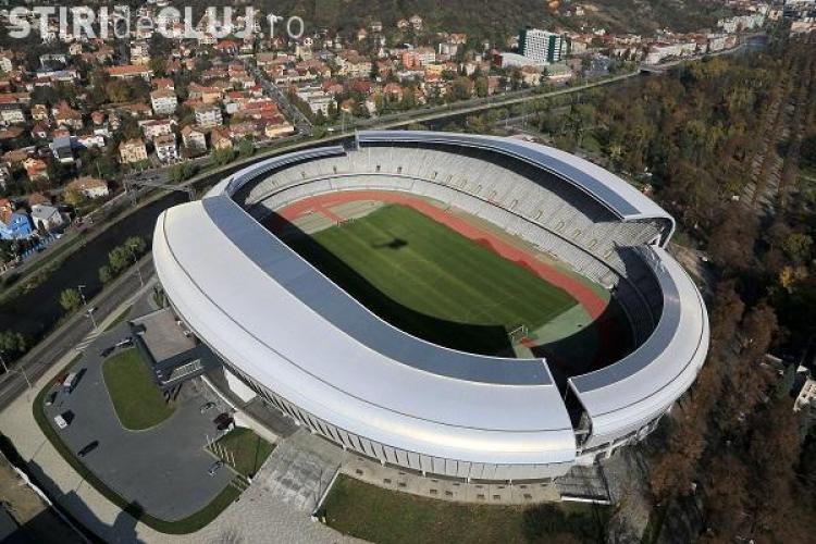 Clujul va avea un concert URIAȘ în 2015 pe Cluj Arena. Vrem propuneri și le vom trimite lui Emil Boc