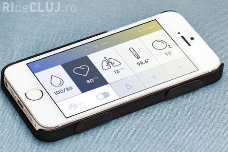 Husa inteligentă care îți transformă telefonul într-un doctor personal