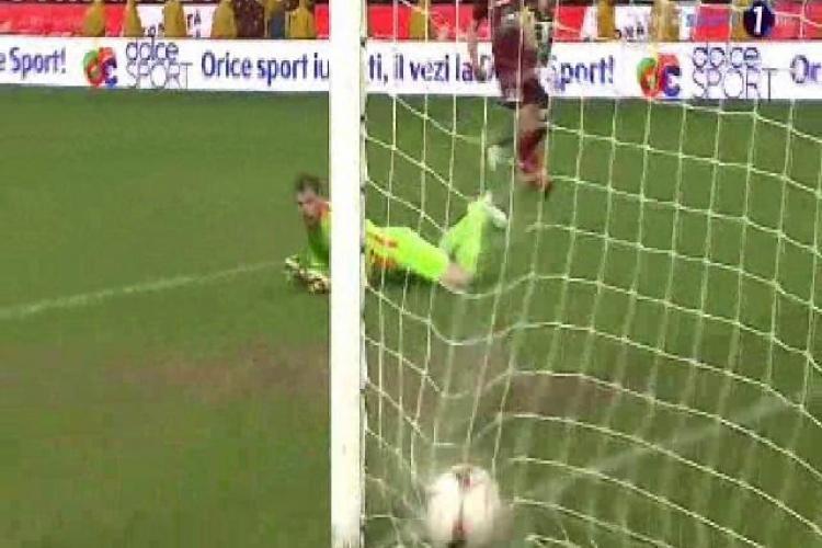 CFR Cluj - U Cluj 1-2 / REZUMAT VIDEO