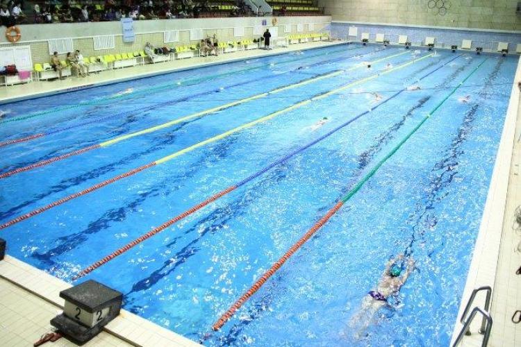 Concurs de înot la Cluj - ORCA SPRING SPRINT