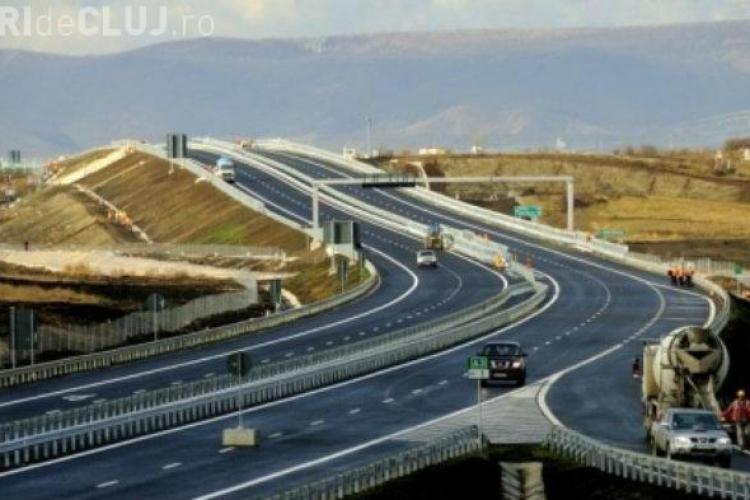 A fost eliberat Certificatul de Urbanism pentru secţiunea 2A a Autostrăzii Transilvania